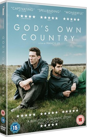 DVD case for God's Own Country