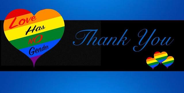 Thank You LGBT