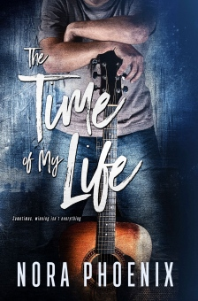 The-Time-Of-My-Life-Cover