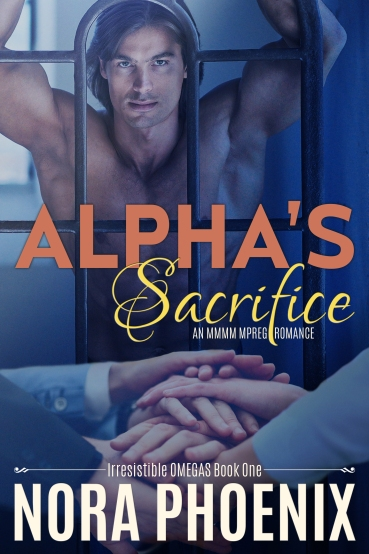 Alpha's Sacrifice Cover - Final