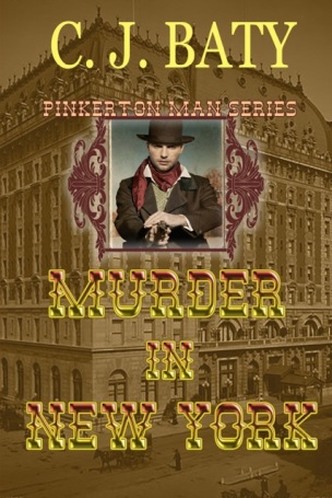 Murder in New York Dark Yellow glow frame