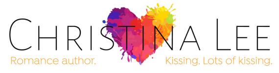 Christina Lee Logo