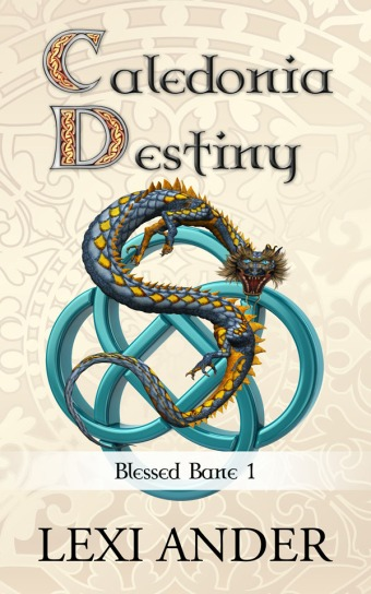 COVER Caledonia Destiny
