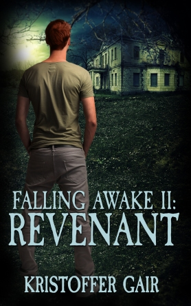 Revenant Falling Awake 2 Cover