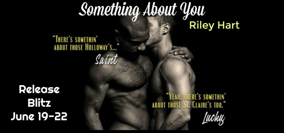 Something About You RDB Banner