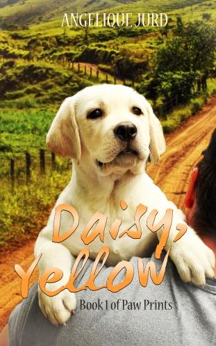 Angel Jurd - Daisy Yellow - Kindle