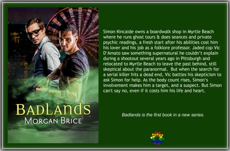 BADLANDS BLURB 2