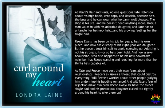 CURL AROUND MY HEART BLURB