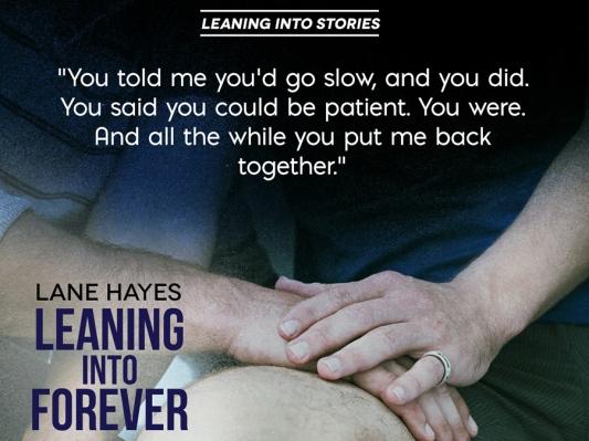 Leaning Into Forever Teaser 1