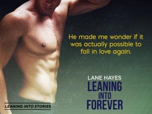 Leaning Into Forever Teaser 2