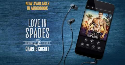 Love in Spades Audio Graphic