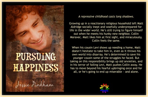 PURSUING HAPPINESS BLURB