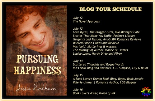 PURSUING HAPPINESS SCHEDULE