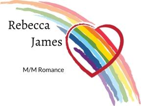 Rebecca James Logo