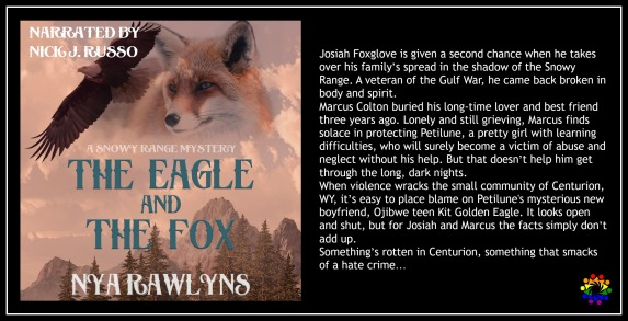 THE EAGLE AND THE FOX BLURB