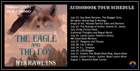 THE EAGLE AND THE FOX SCHEDULE