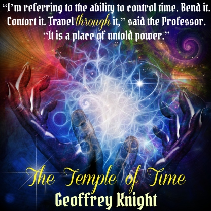 The Temple of Time Teaser 1