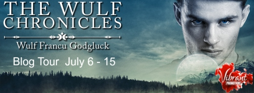 The Wulf Chronicles Tour Banner