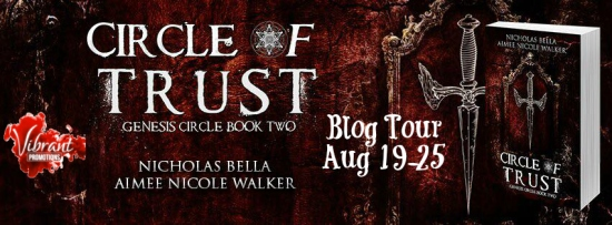 Circle of Trust Tour Banner