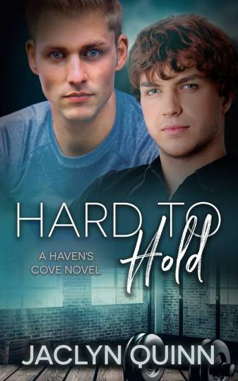 Hard to Hold Cover