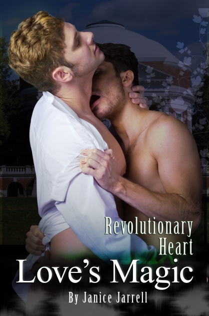 Gay romance novel book cover images by Jenn LeBlanc and Studio Smexy for Novel Expression