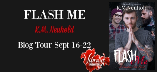 Flash Me Tour Banner