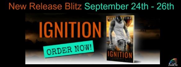 Ignition Blitz Banner