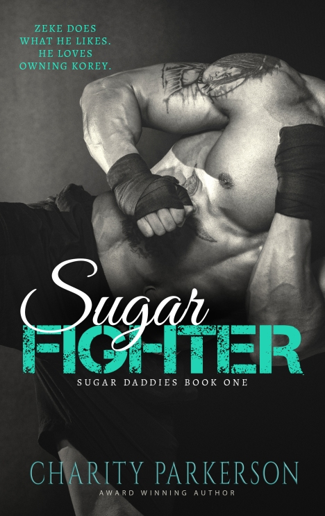 Sugar Fighter front cover