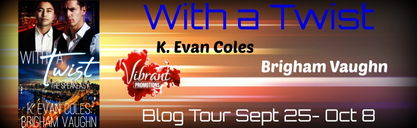 With a Twist Tour Banner