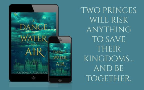 Dance of Water and Air Teaser