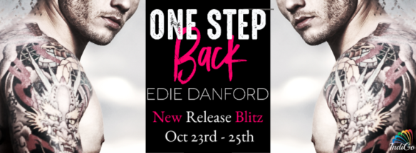 One Step Back Banner