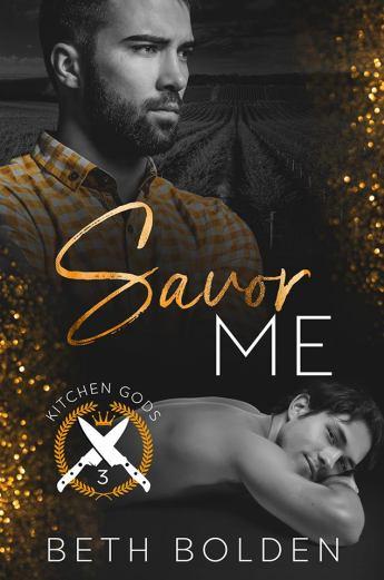 Savor Me Cover