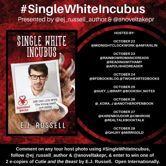 #SingleWhiteIncubus-IGTour v2