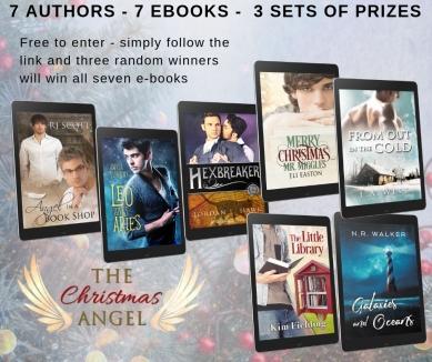 Copy of seven books promo