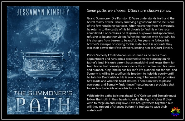 the summoner's path blurb copy