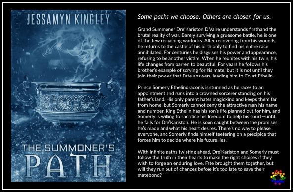 the summoner's path blurb copy