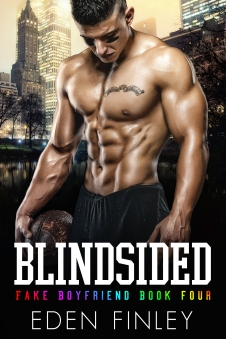 Blindsided E-Book