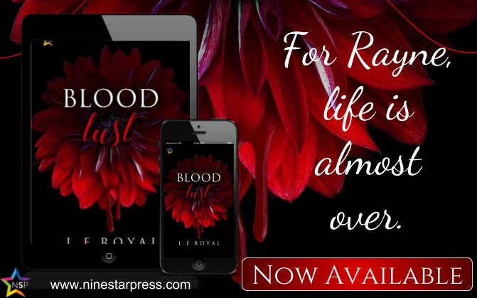 Blood Lust Now Available