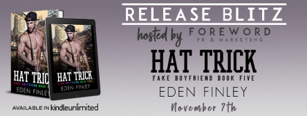 Hat Trick Release Blitz Page Banner