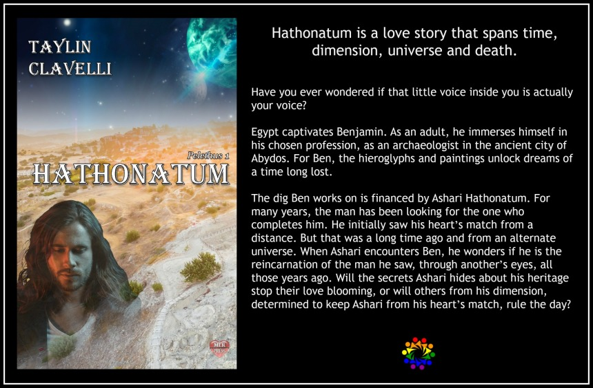 HATHONATUM BLURB