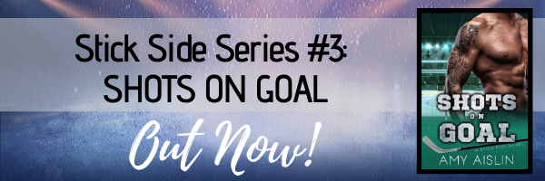 New Release Banner - Shots on Goal