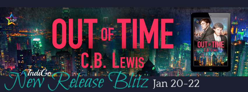 Out of Time Banner