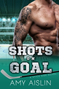Shots on Goal Cover