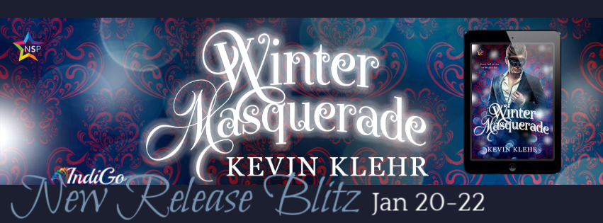 Winter Masquerade Banner