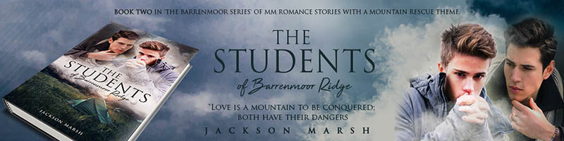 BANNER2 - The Students of Barrenmoor Ridge
