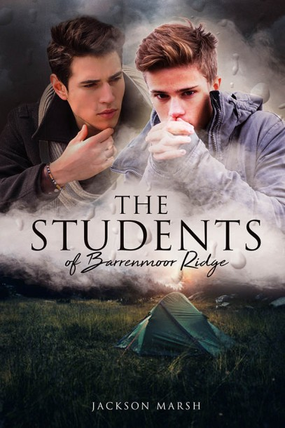 COVER - The Students of Barrenmoor Ridge