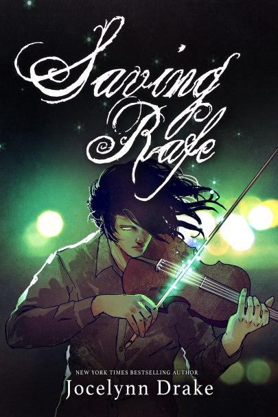 Saving Rafe Cover
