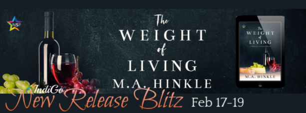The Weight of Living Banner