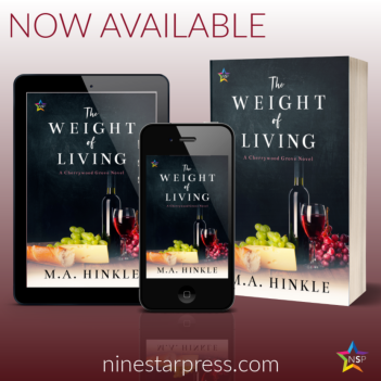 The Weight of Living Now Available