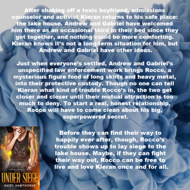 Under Siege Blurb